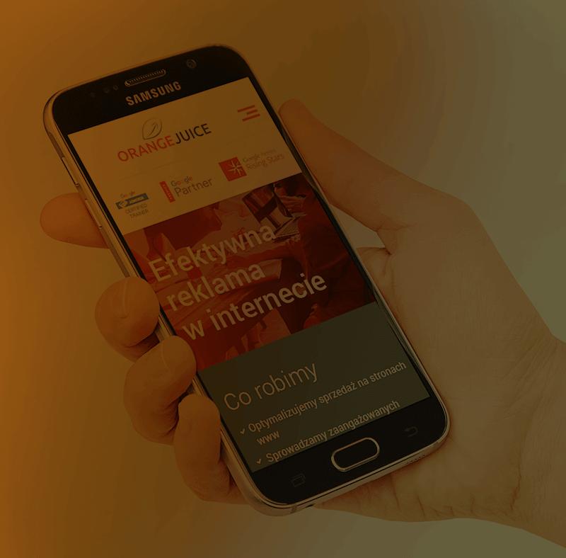 Reklama na smartfony i tablety